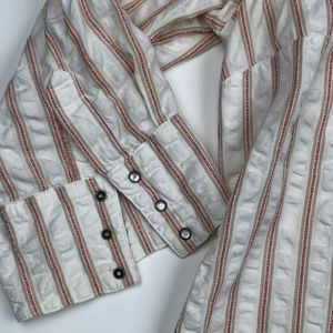 Columbia Tops - Columbia Women's 3/4 Sleeve Button Up Size L White